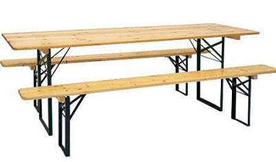 installation climatisation gainable set de brasserie table bancs. Black Bedroom Furniture Sets. Home Design Ideas